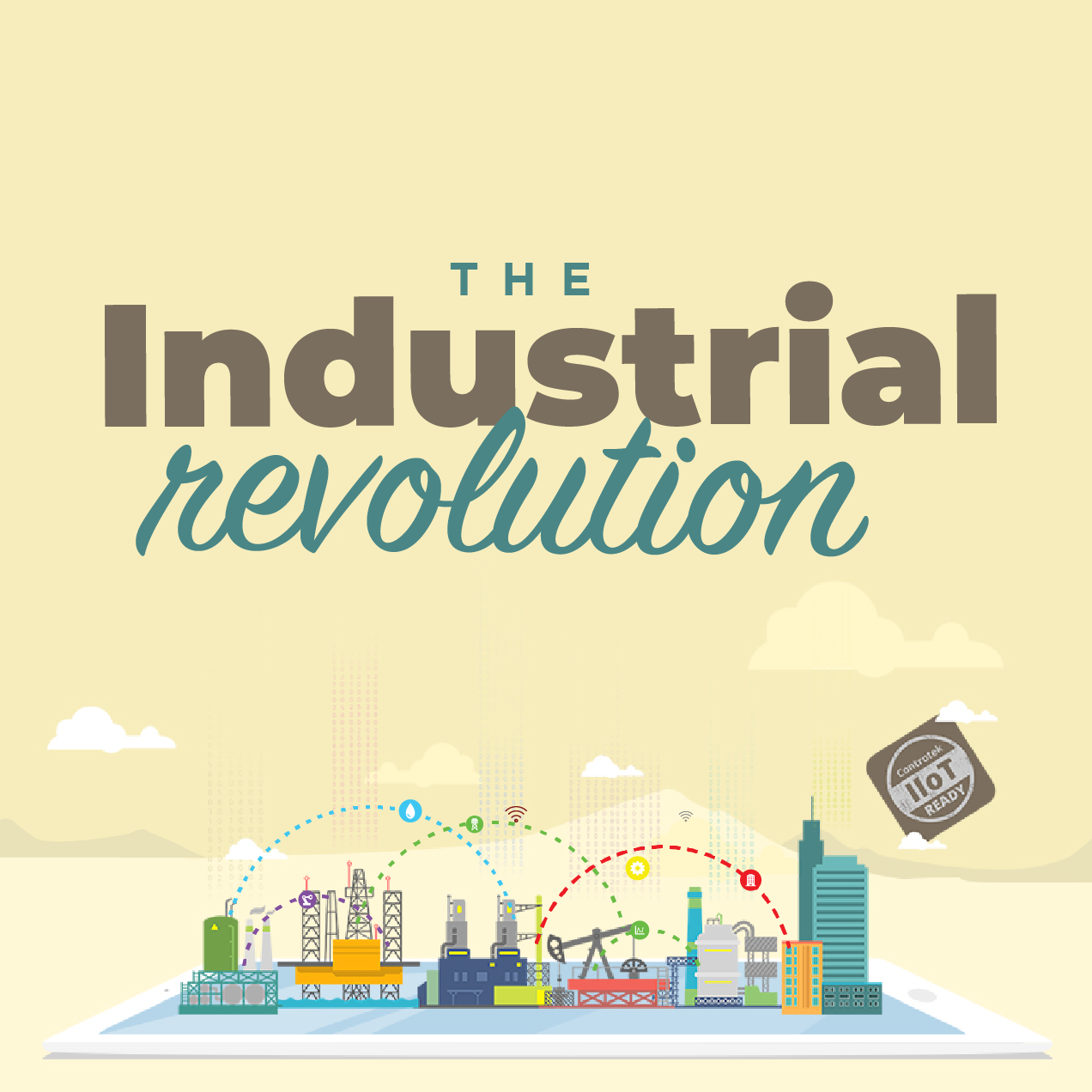 The Industrial Revolution: Powering the Future with Data