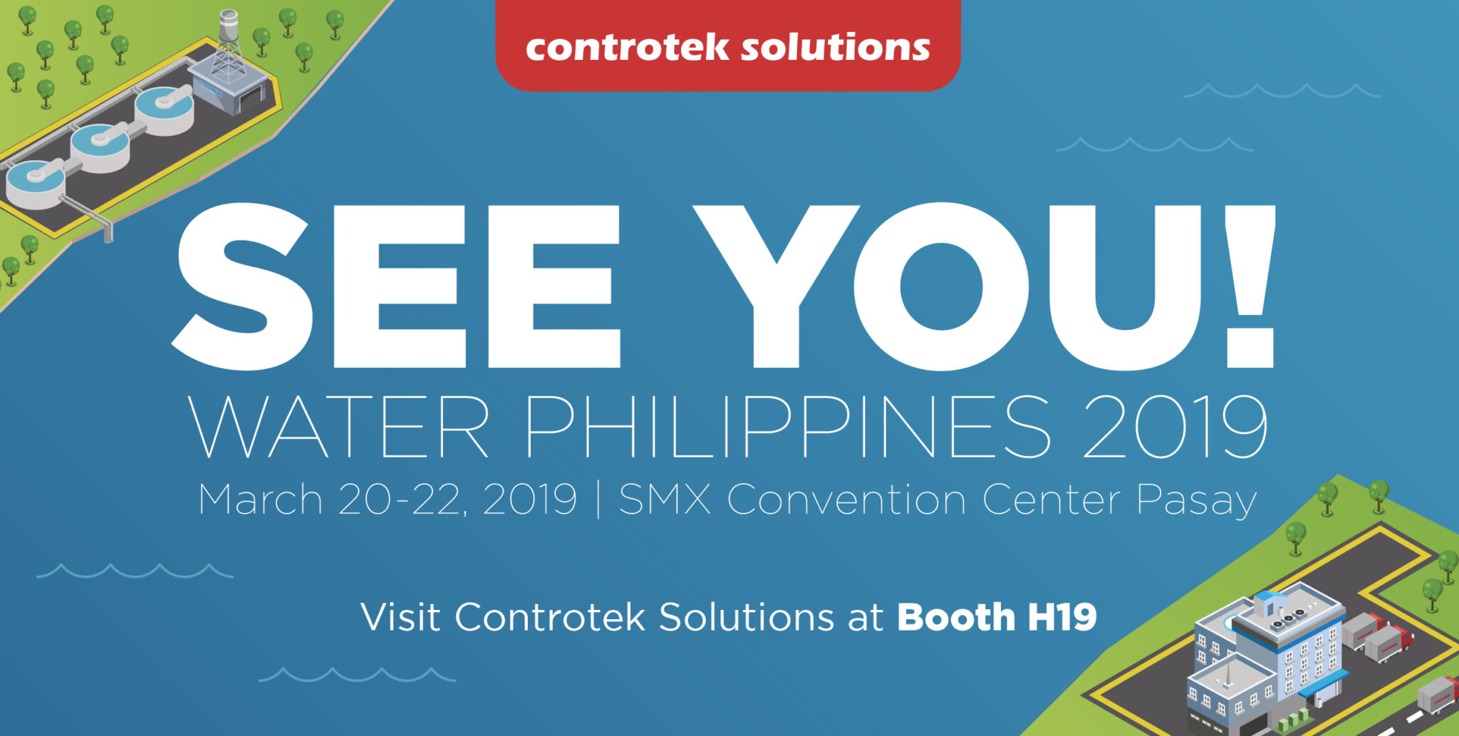 See You at Water Philippines 2019 - Get Your Free Pass Here!