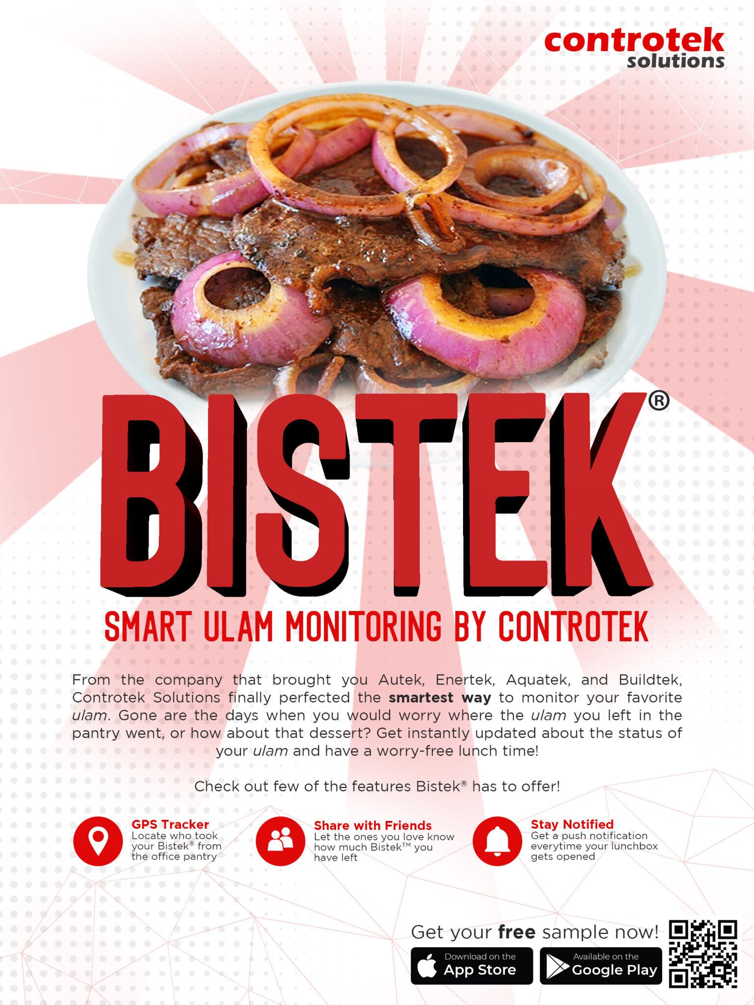 Bistek® - Smart Ulam Monitoring by Controtek