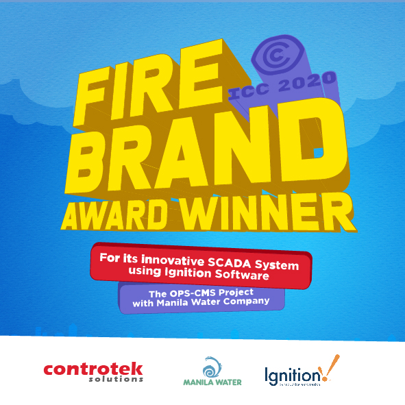 Controtek Solutions, 2020 U.S. Firebrand Award Winner! - Innovative SCADA system with Ignition Software
